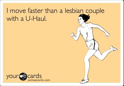 U-HAUL LESBIAN
